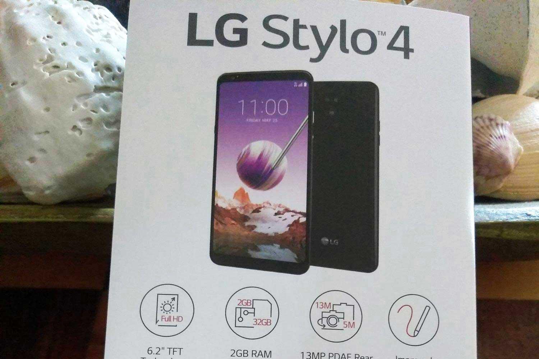 ال جی استایلو 4 (LG Stylo 4) لو رفت، همان ال جی کیو استایلوس آلفا!