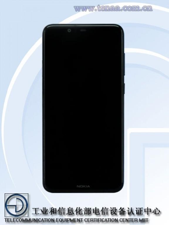 Nokia 5.1 Plus 4 1 - نوکیا 5.1 پلاس (Nokia 5.1 Plus) در TENAA دیده شد