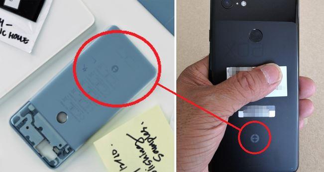 طراحی که از پیکسل 3 ایکس ال با یک دوربین دیدیم، به احتمال قوی صحیح است