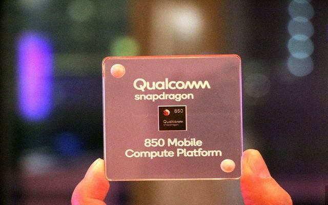 اسنپدراگون 850 برای استفاده در لپتاپ و تبلت های ویندوزی رسما معرفی شد