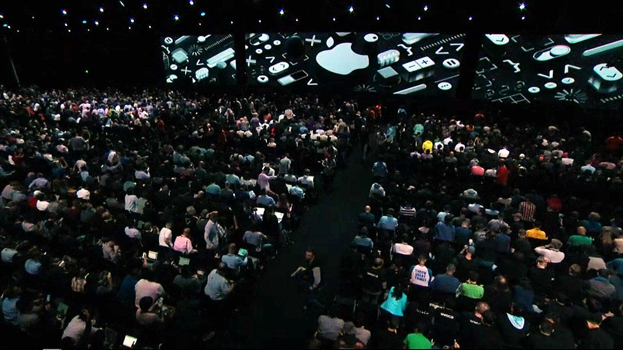 مراسم جهانی توسعه دهنده های اپل 2018 (WWDC 2018)
