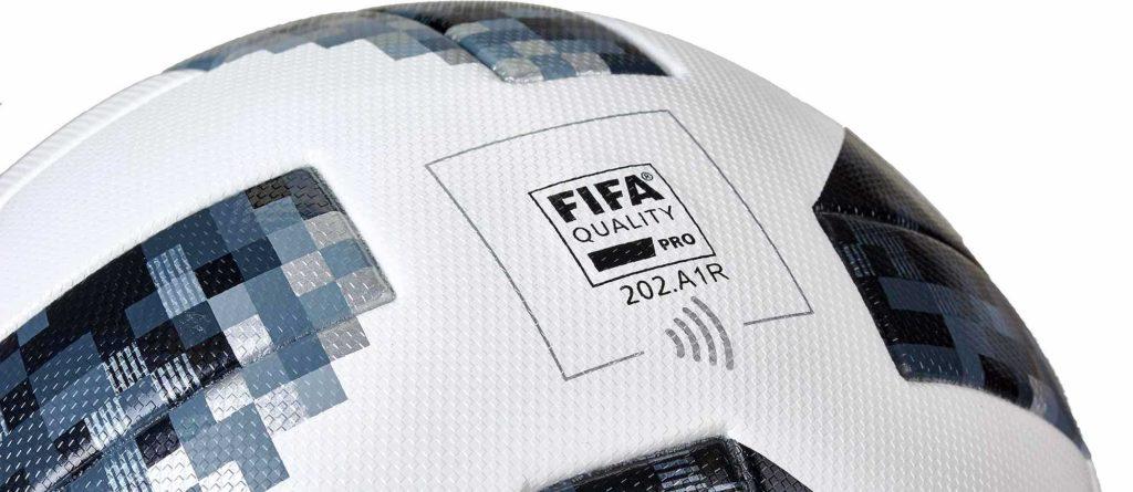 چیپست توپ جام جهانی 2018