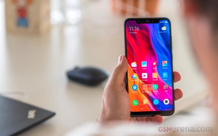 عمر باتری شیائومی می ۸ (Xiaomi Mi 8) مشخص شد