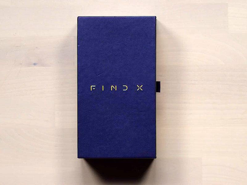 آنباکسینگ اوپو فایند ایکس (Oppo Find X)