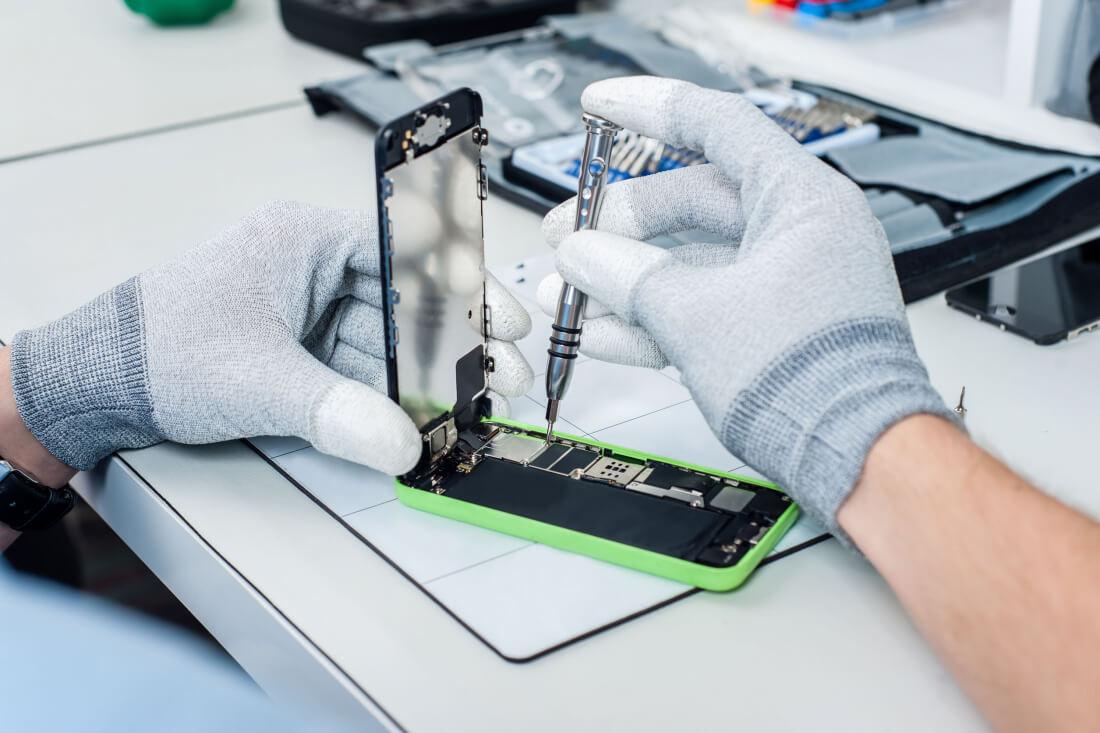 بیشترین خرابی موبایل مربوط به چه سیستم عامل و چه برندی است؟ چارک اول 2018