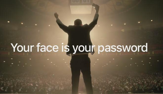 ویدیو تبلیغاتی جدید اپل برای Face ID