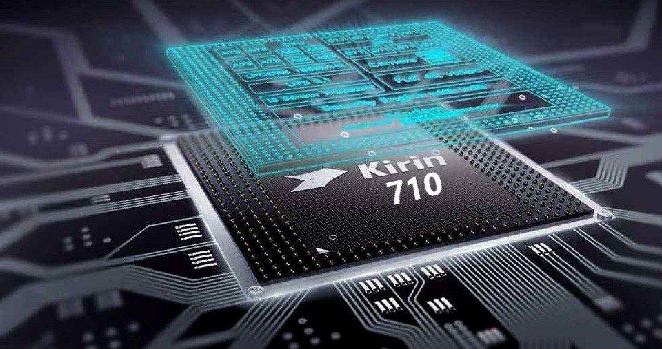 چیپست کایرین 710 (Kirin 710) رسما معرفی شد