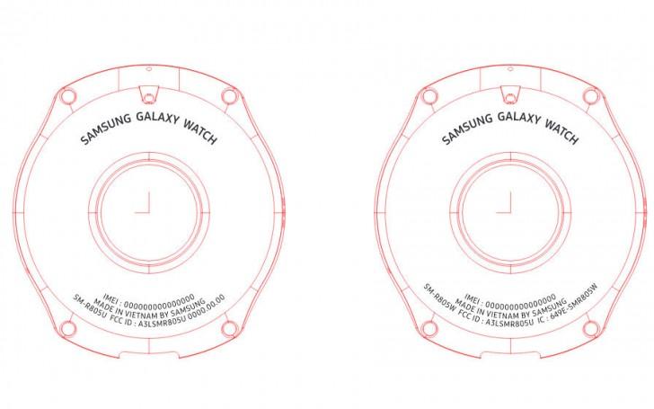 گلکسی واچ در 2 اندازه عرضه خواهد شد، تاثیرات اپل واچ!