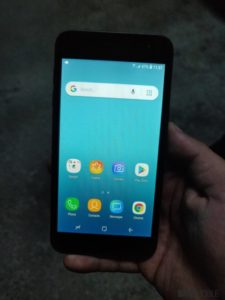 موبایل پروژه اندروید Go سامسونگ