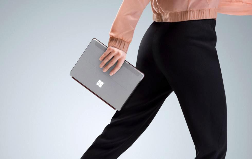 تبلت ارزان سرفیس گو (Surface Go) مایکروسافت رسما معرفی شد: 399 دلار