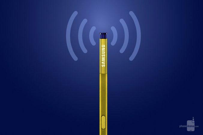 تاییدیه FCC قلم S Pen گلکسی نوت ۹ که دارای بلوتوث است، دریافت شد