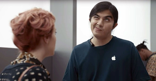 طعنه به اپل