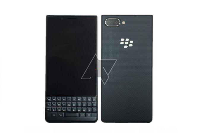 تصویر جدیدی از بلک بری کی 2 ال ای (BlackBerry KEY2 LE) منتشر شد