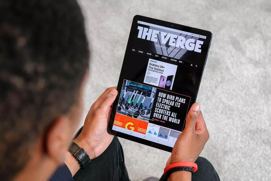 تبلت گلکسی تب اس ۴ (Galaxy Tab S4) رسما معرفی شد