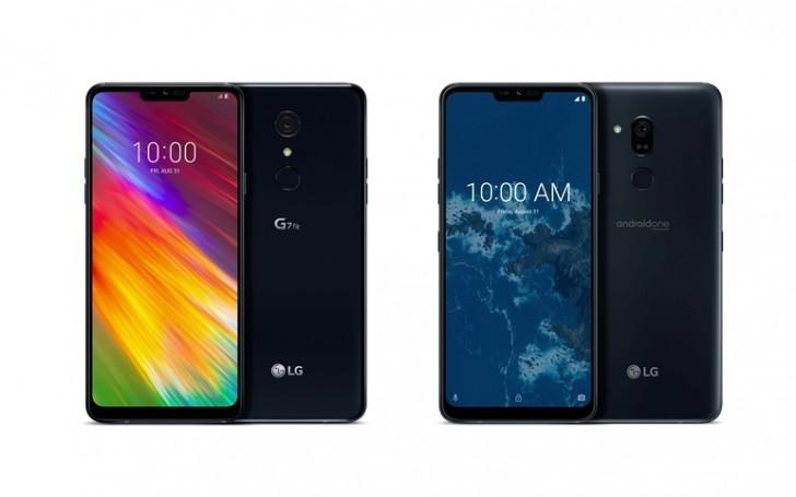 ال جی جی 7 وان (G7 One) و ال جی جی 7 فیت (G7 Fit) معرفی شدند