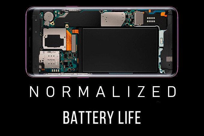 بهینه ترین عمر باتری موبایل