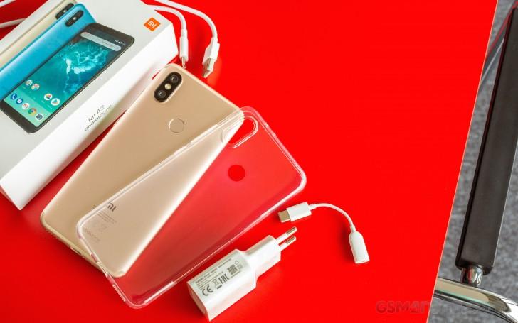عمر باتری شیائومی می ای 2 (Xiaomi Mi A2)