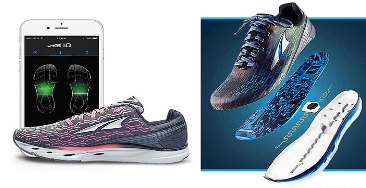 best smart shoes for running Altra IQ - 13 کفش هوشمند که تکنولوژی را با استایل زیبا ترکیب میکنند