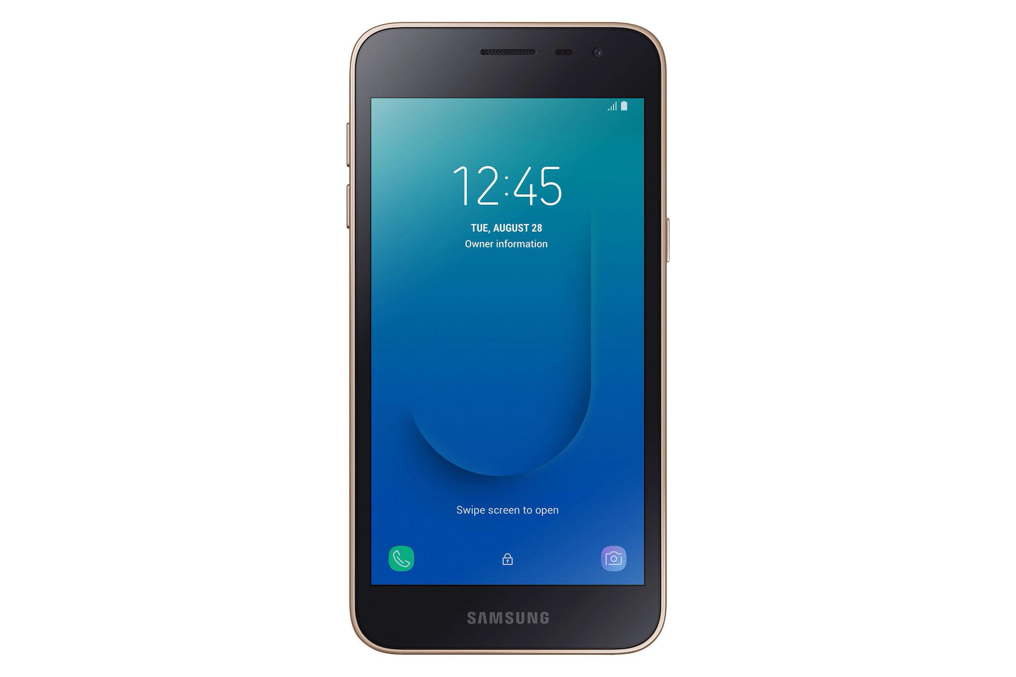 گلکسی جی 2 کر (Galaxy J2 Core) اولین موبایل اندروید Go سامسونگ رسما معرفی شد