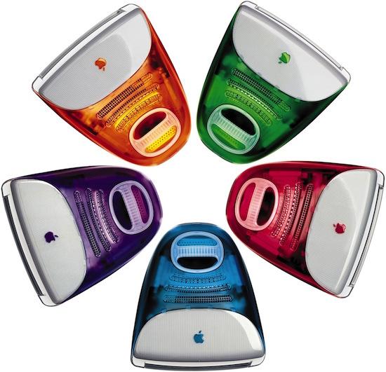 بیستمین سال عرضه iMac مبارک!