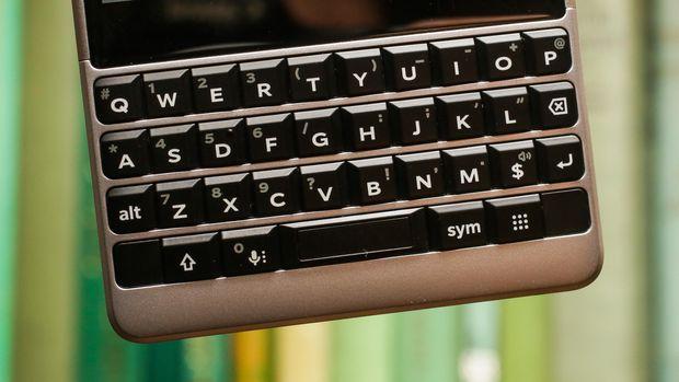 آموزش نکات حرفه ای کیبرد بلک بری کی 2 (BlackBerry KEY2)