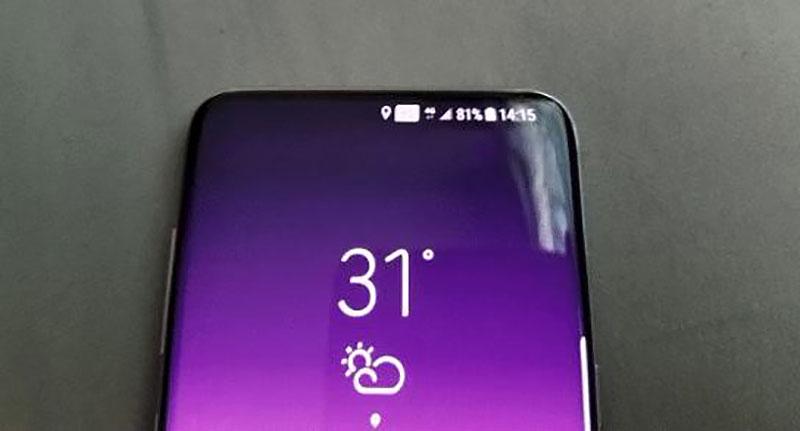 گلکسی اس 10 (Galaxy S10) در یک طرح مفهومی جذاب