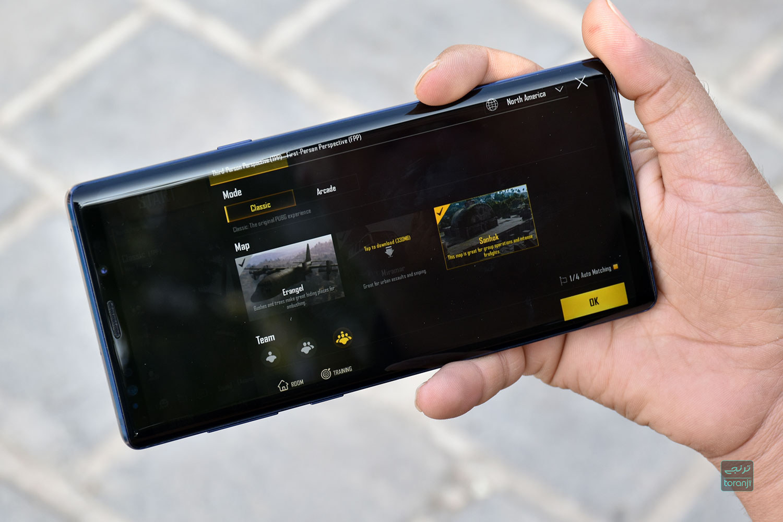 موبایل مخصوص بازی سامسونگ شاید با S-GPU یا پردازنده گرافیکی ساخت سامسونگ ارایه شود