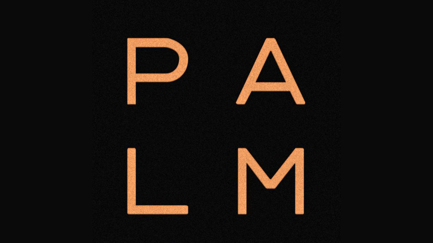 لوگو جدید شرکت پالم (Palm) لو رفت