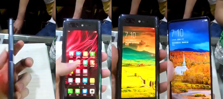 گوشی ZTE nubia z18s با دو نمایشگر لو رفت
