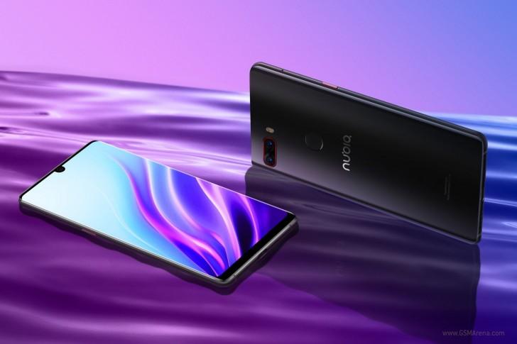 گوشی ZTE Nubia Z18 رسما معرفی شد، نسبت نمایشگر به بدنه ۹۱.۸%