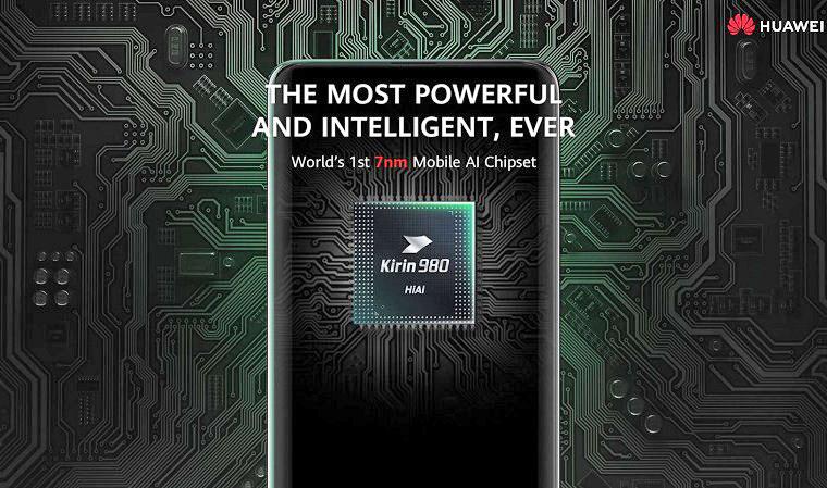 به اعتقاد هوآوی کایرین 980 از اپل A12 بایونیک سریع تر است