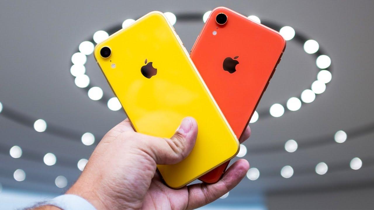عمر باتری آیفون تن آر (iPhone Xr) بهترین عمر باتری در بین تمام آیفون هاست