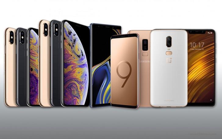 با قیمت آیفون Xs مکس چه موبایل های دیگری می توان خرید؟