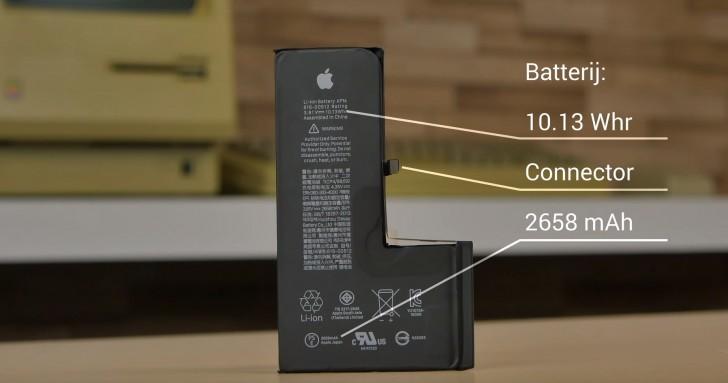 iPhone Xs Teardown 2 - کالبدشکافی آیفون Xs باتری L شکل و تمهیدات بیشتر مقاومت در برابر آب را نشان می دهد