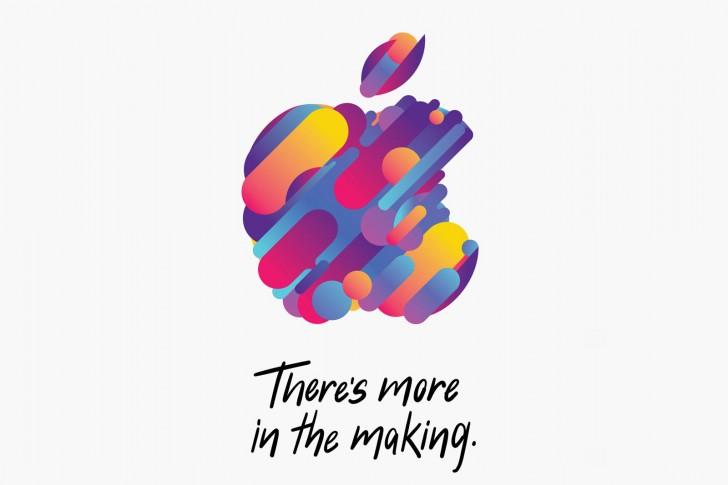 کنفرانس اپل برای ۸ آبان و معرفی آیپد و مک بوک های جدید