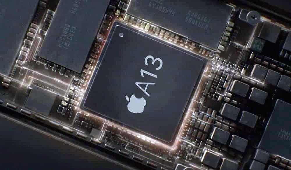 چیپست اپل A13