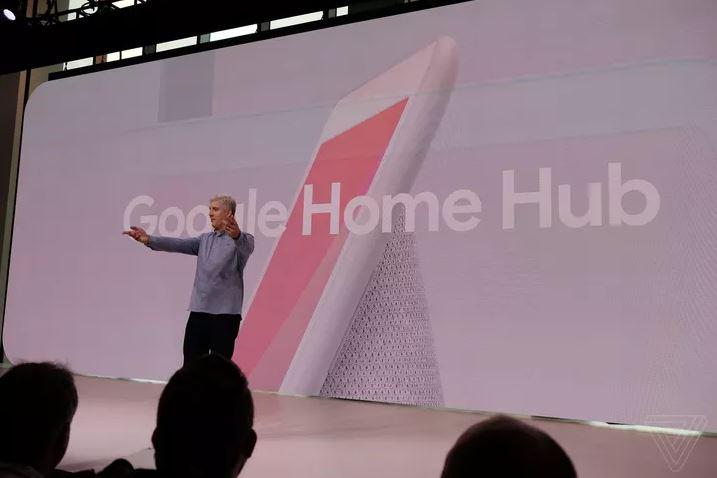 گوگل هوم هاب (Google Home Hub) رسما معرفی شد