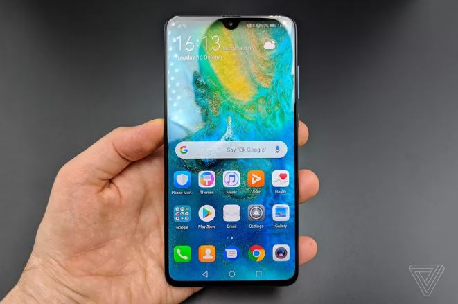 هوآوی میت ۲۰ (Huawei Mate 20) رسما معرفی شد