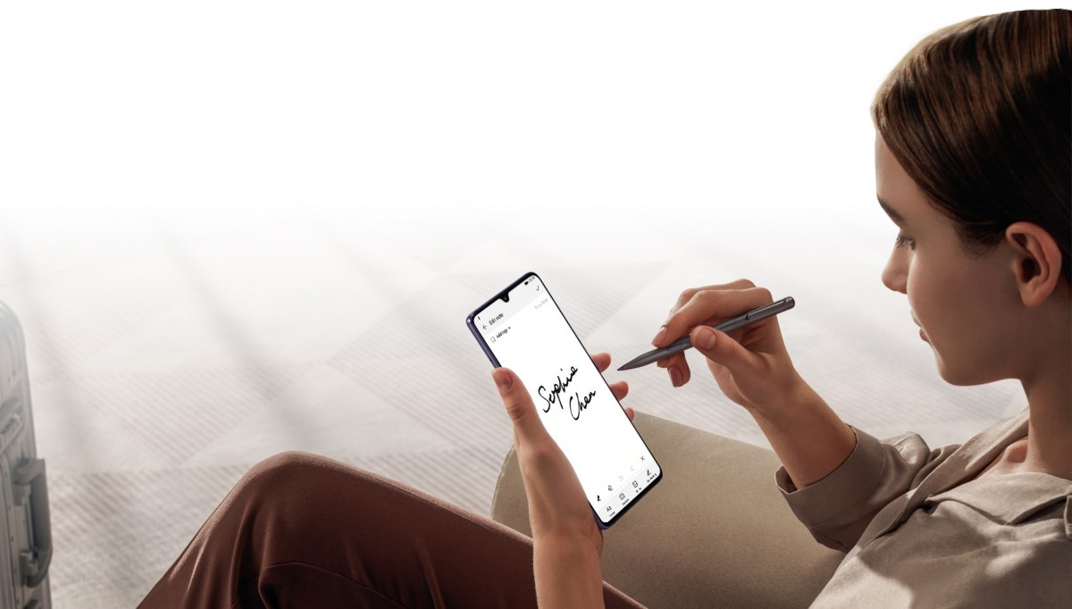 هوآوی میت ۲۰ ایکس (Mate 20X) با قلم استایلوس M Pen رسما معرفی شد