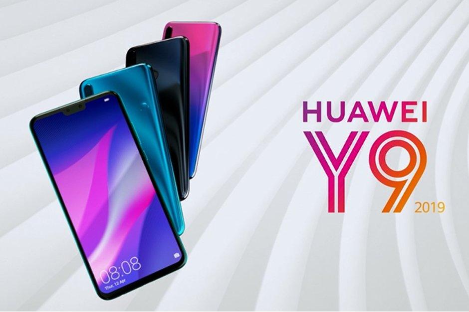 هوآوی Y9 2019