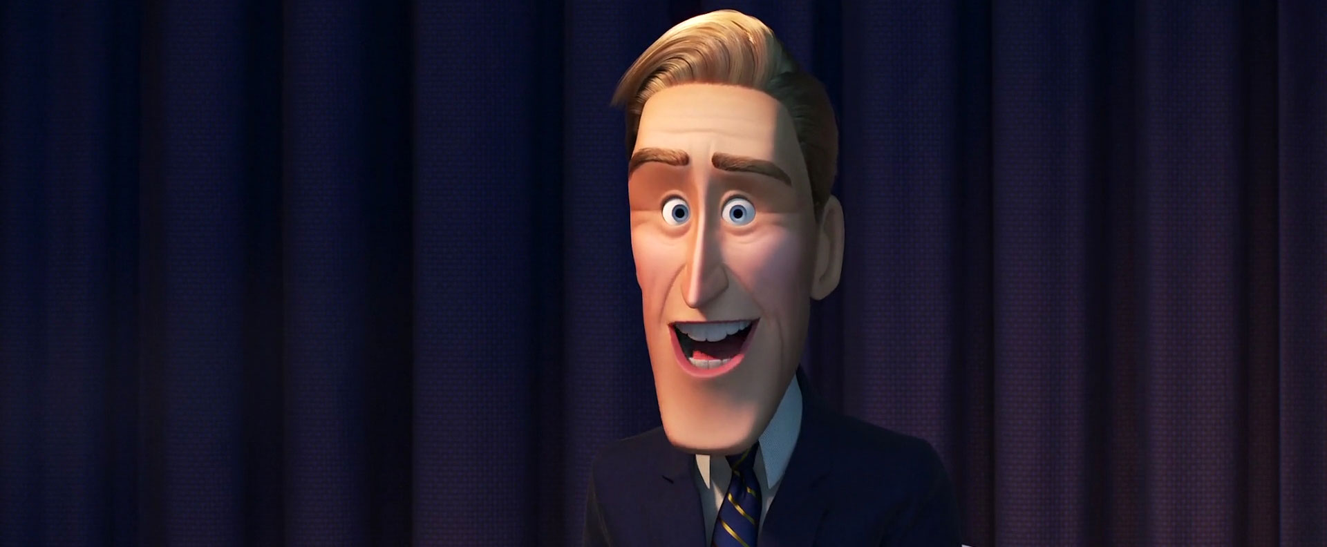 کیفیت گرافیکی انیمیشن Incredibles 2
