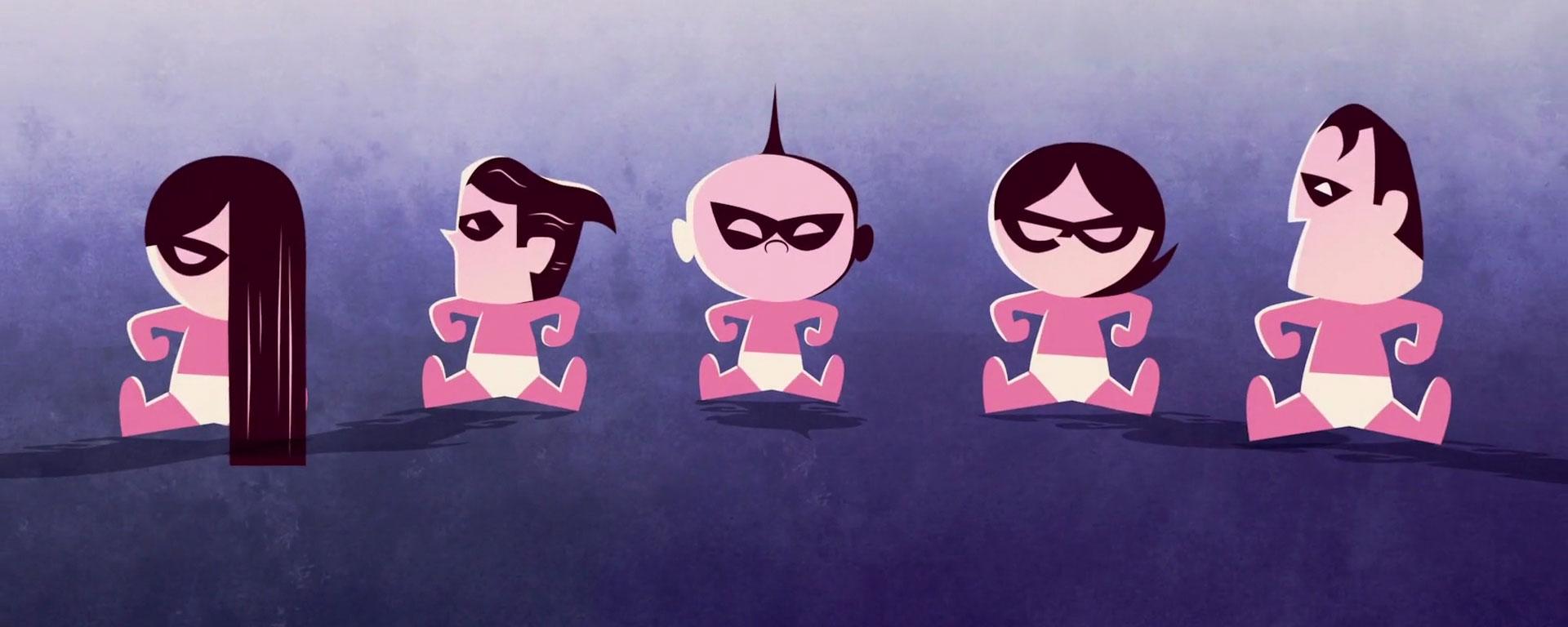 انیمیشن شگفت انگیزان ۲