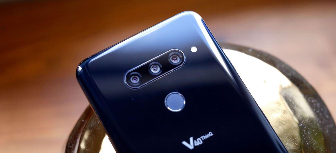 نگاه نزدیک به ال جی وی 40 (LG V40)