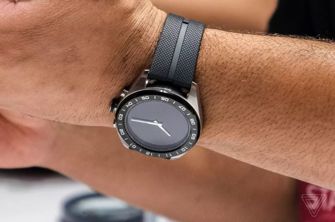 ساعت هوشند ال جی Watch W7