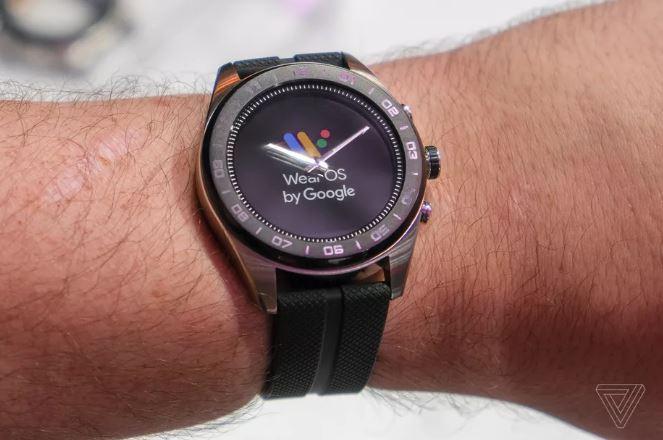 ال جی واچ دبلیو 7 (LG Watch W7)