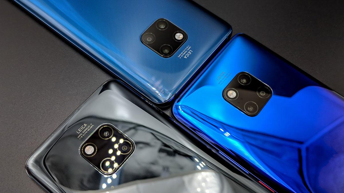 هوآوی میت ۲۰ پرو (Huawei Mate 20 Pro) رسما معرفی شد