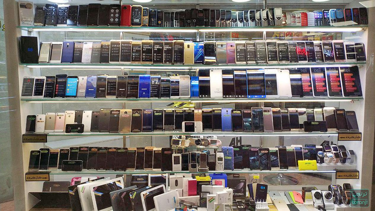 طرح جدید فروش موبایل