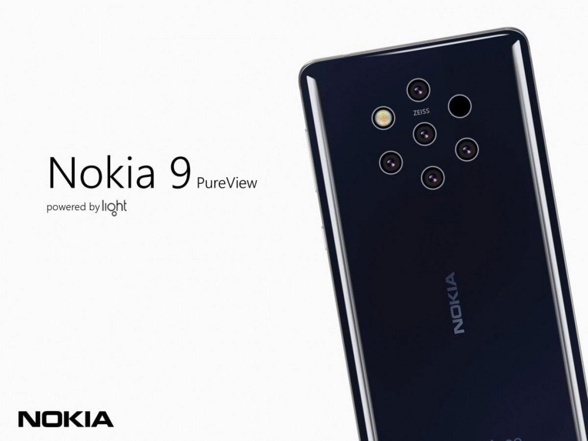 نوکیا 9 پیورویوو (Nokia 9 PureView) نام پرچمدار بعدی نوکیا خواهد بود