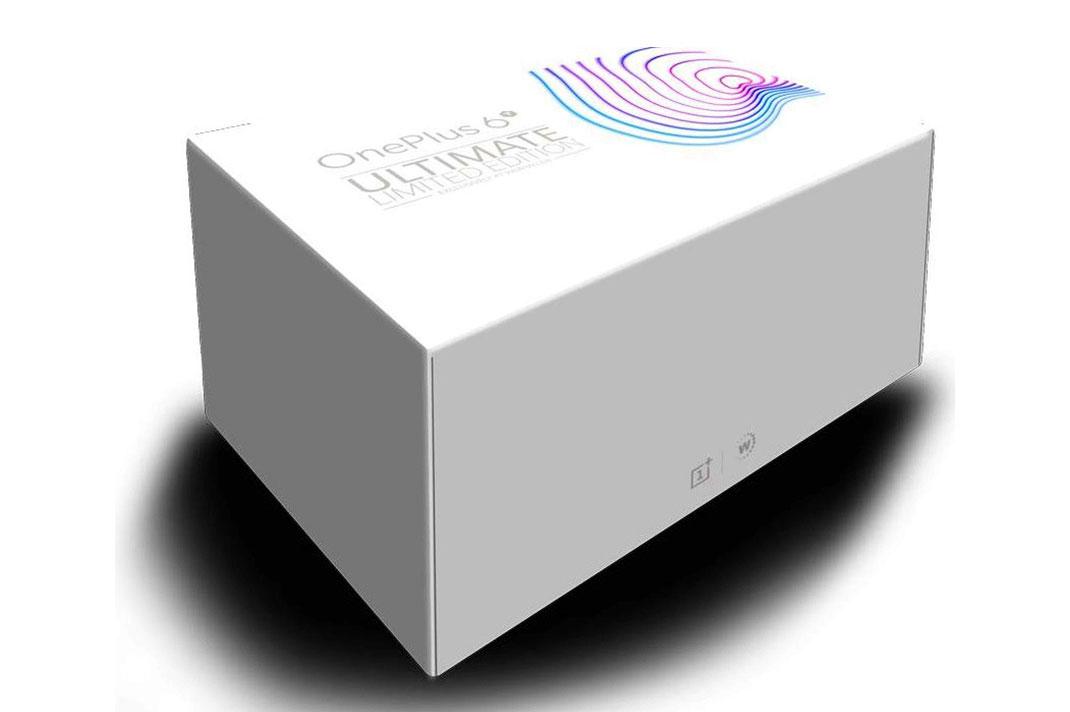 نسخه ویژه وان پلاس ۶ تی (Oneplus 6T ultimate Limited Edtion) لو رفت