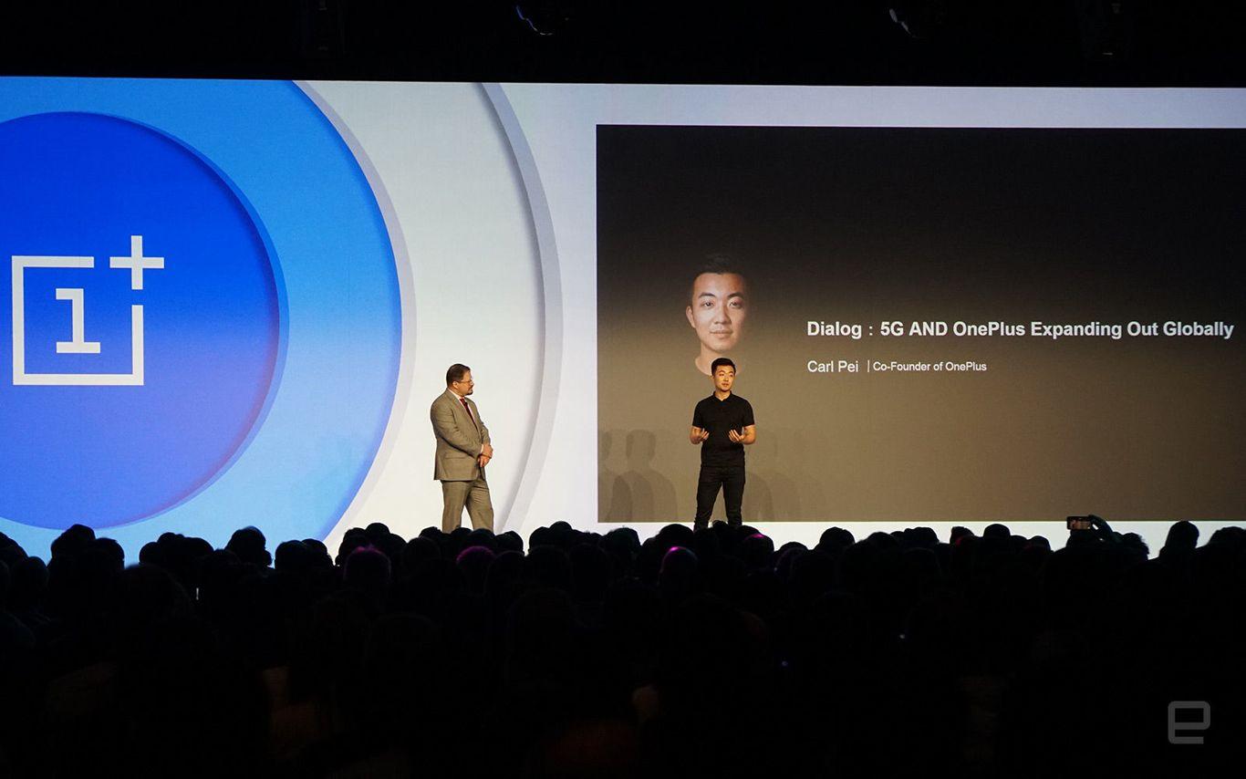 موبایل 5G وان پلاس سال ۲۰۱۹ عرضه خواهد شد